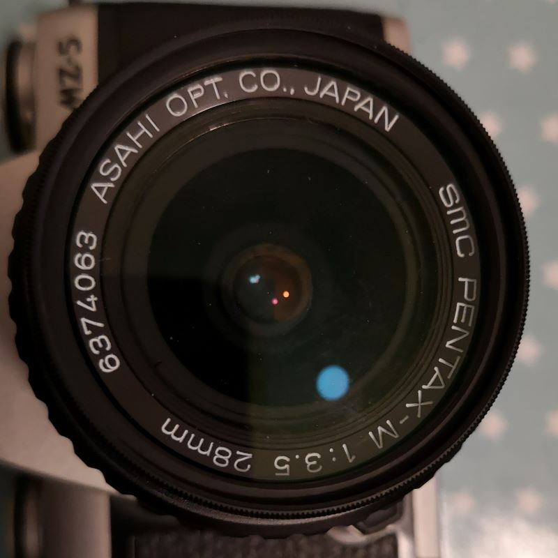 Pentax-M 28mm 1:3.5