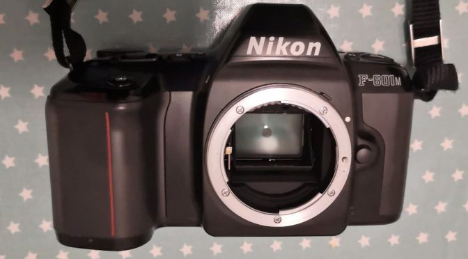 Just pointless – The Nikon F-601m (N6000) Review