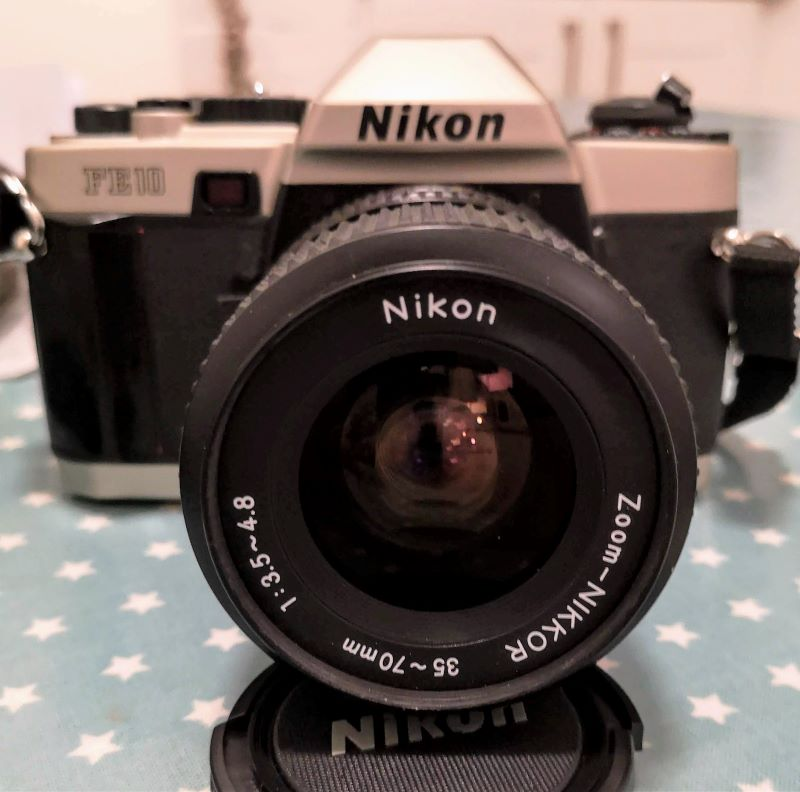 Nikon Zoom-Nikkor 35-70mm 1:3.5-4.8 lens