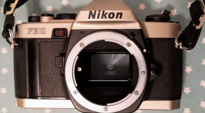 It's not a real Nikon but … – The Nikon FE10 Overview