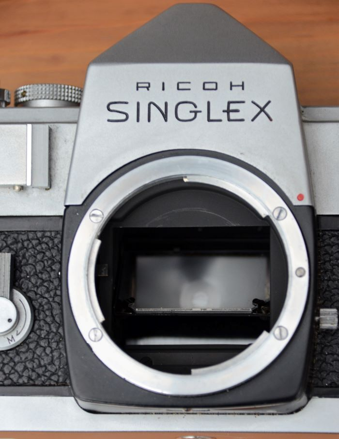 Mirror Box of Ricoh Singlex