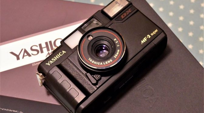 New Yashica MF-2 Super