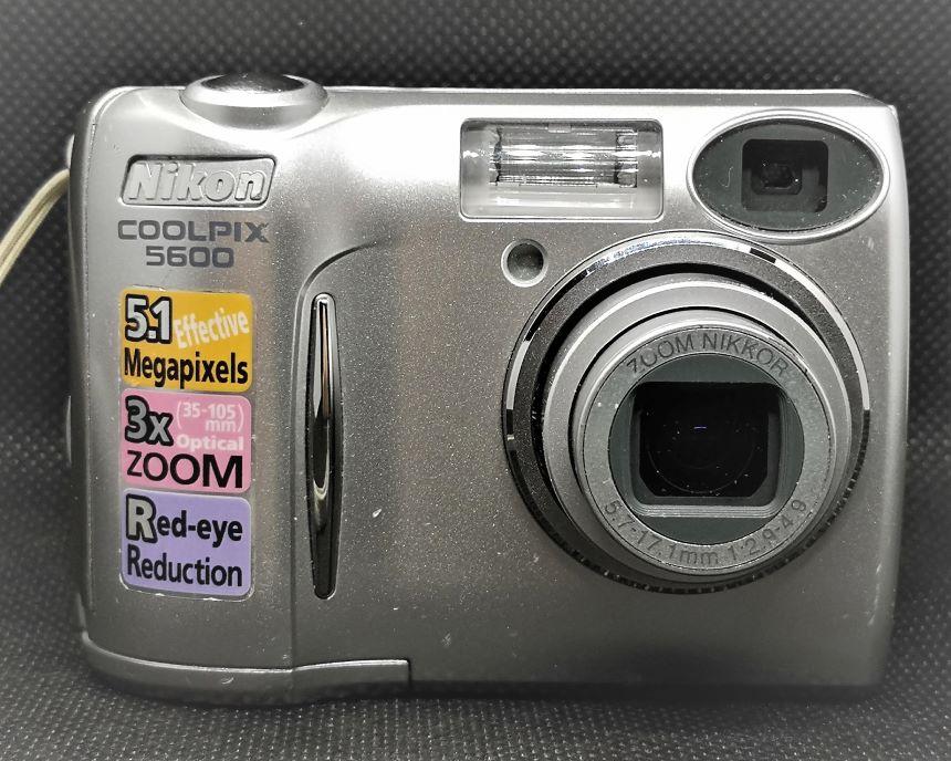 Nikon Coolpix 5600