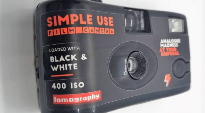 Reloaded And Ready – Lomography Simple Use Camera Review