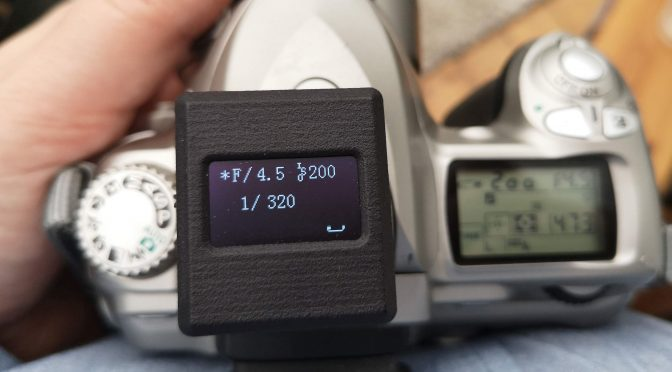 Lockdown Field Testing – The V-201x Light Meter