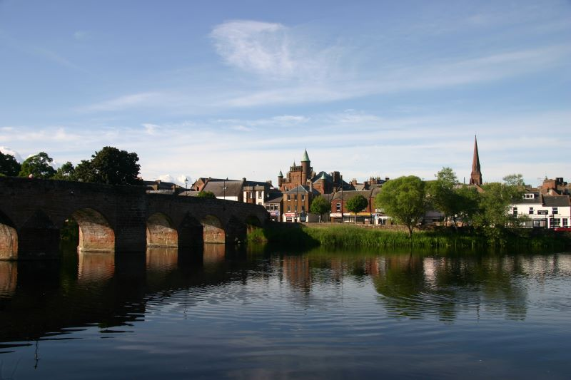 Dumfries 2020. Canon EOS 300D @1OOISO f/9 1/160