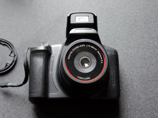 Shot of reviewed camera