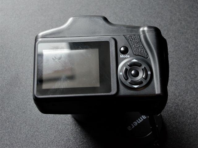 Rear of 16MP no name camera