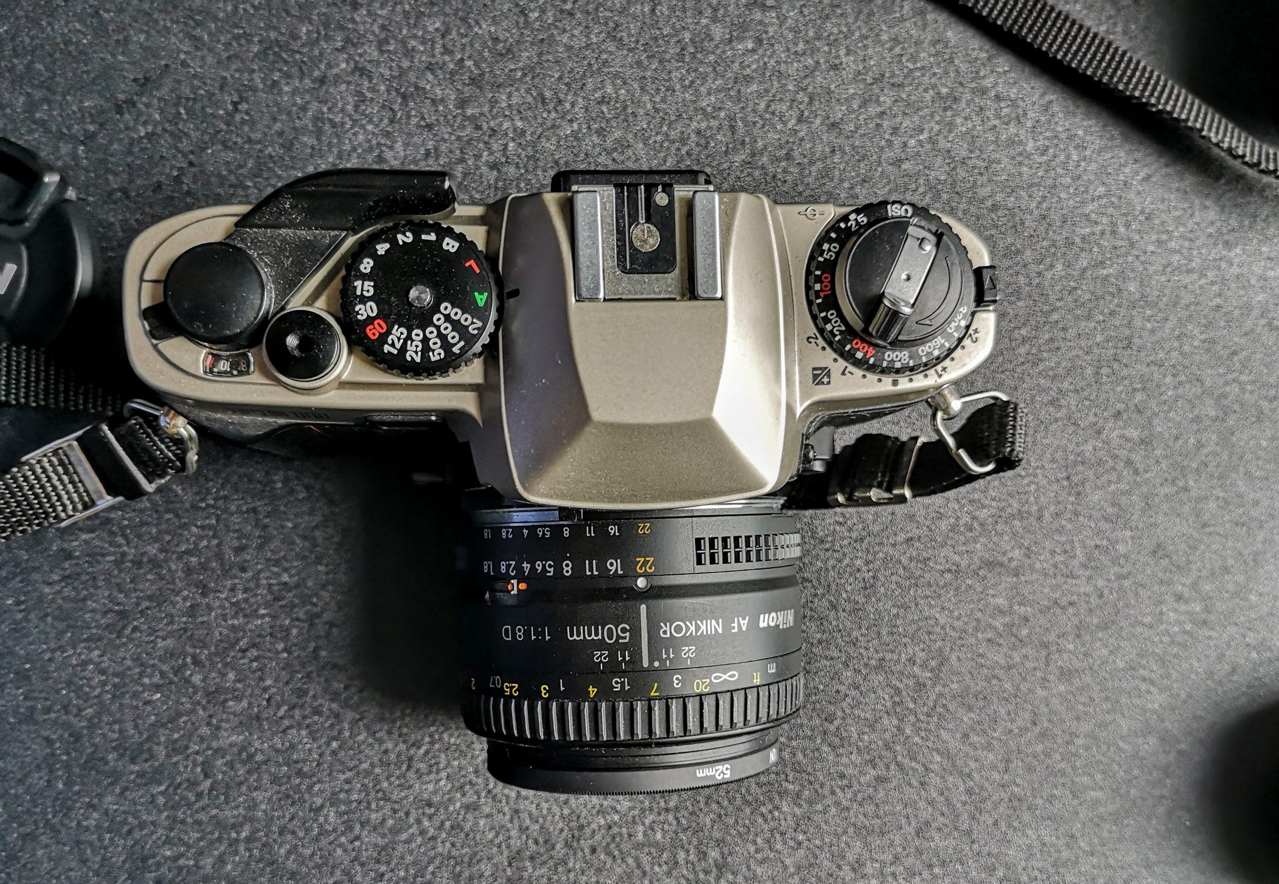 AF Nikkor 50mm 1:1.8D