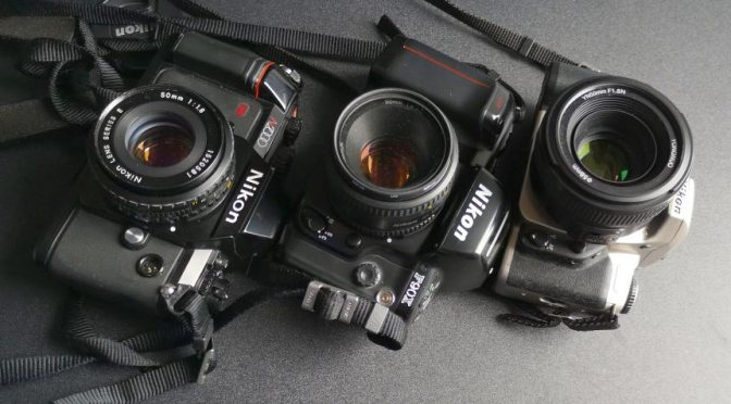 A Budget Threesome – Getting A Cheap Prime 50mm for your Nikon