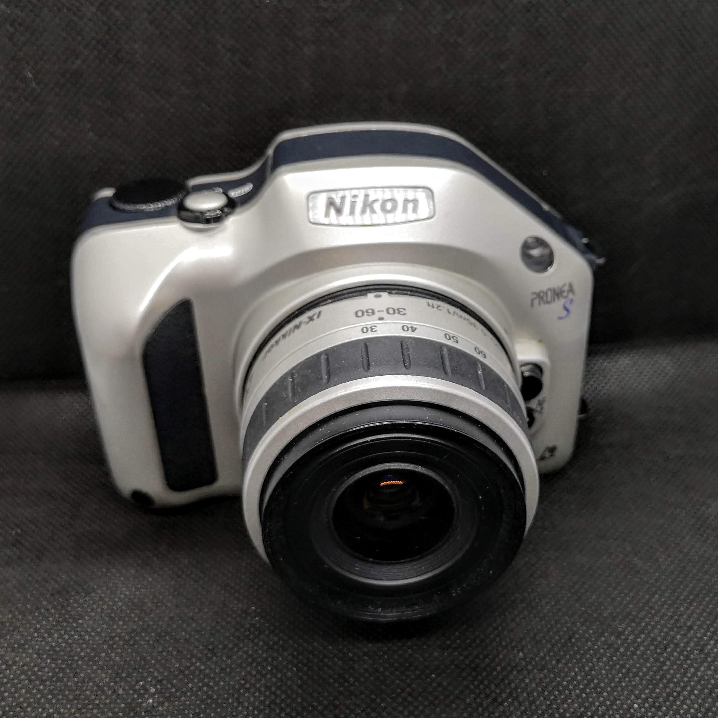Nikon Pronea S with 30-60mm IX-Nikkor