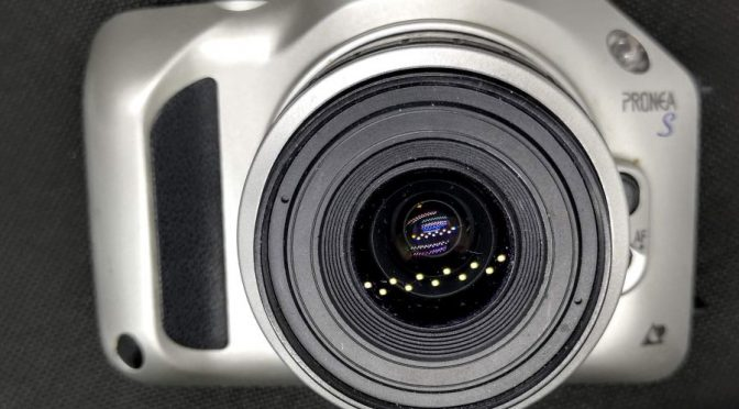 The SLR that time would Rather Forget – The Nikon Pronea S Review