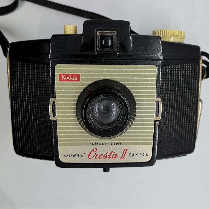 Kodak Brownie Cresta II