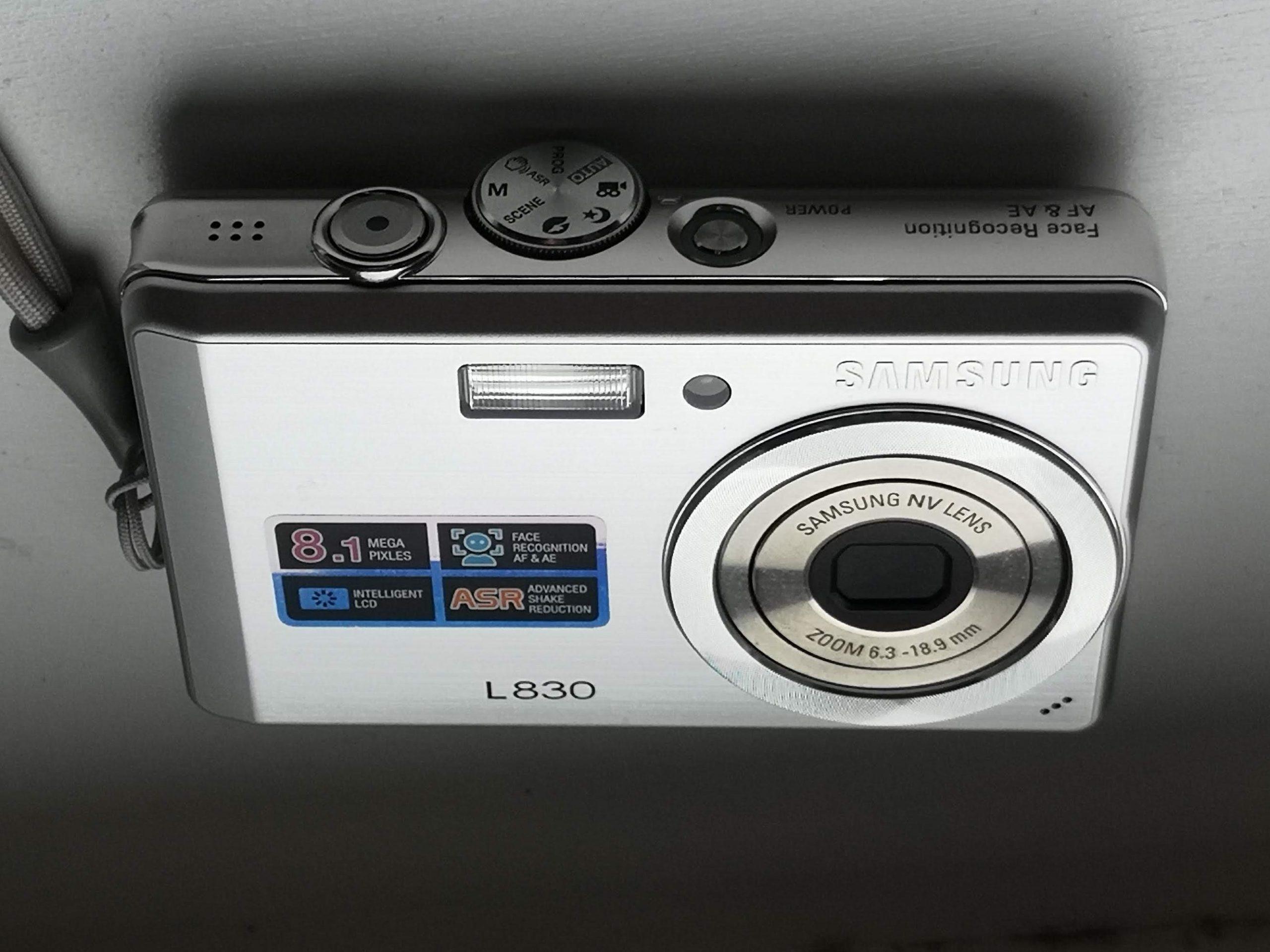 Samsung L830