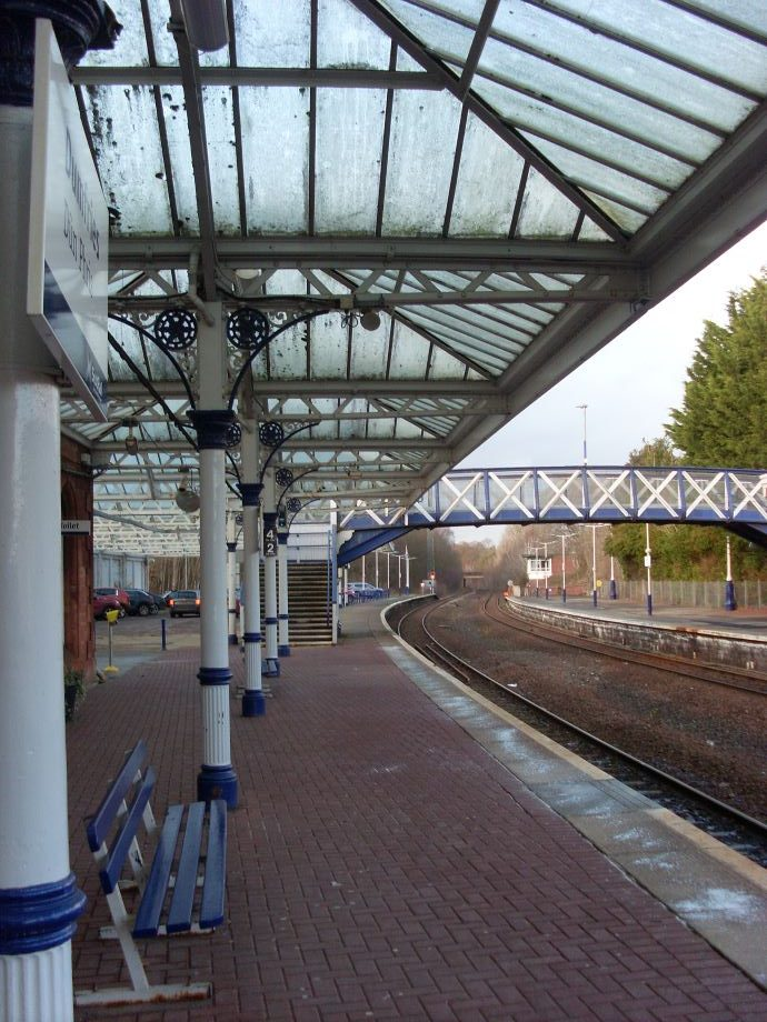 Dumfries Train Station