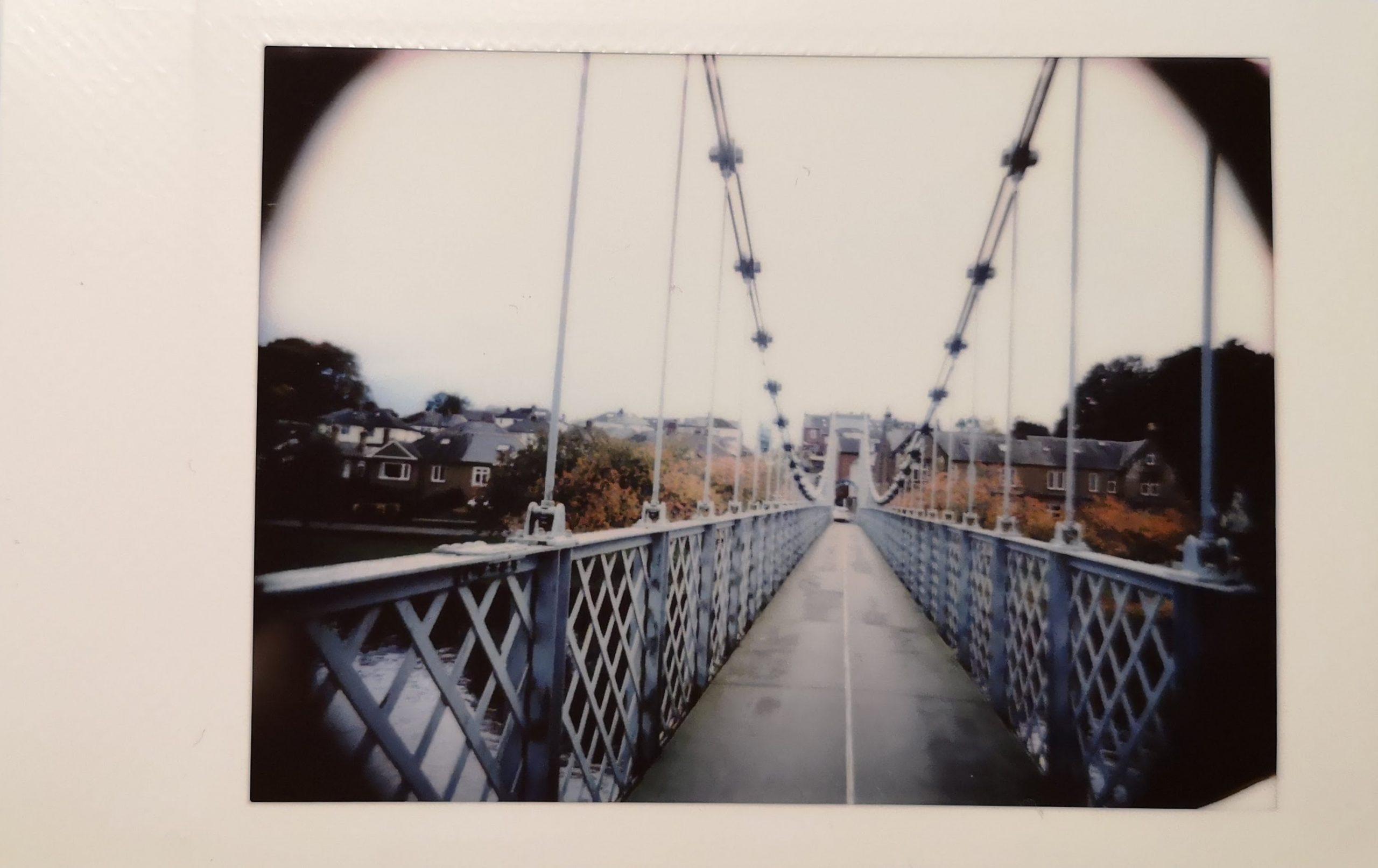 Bridge. Taken on Nons SL42