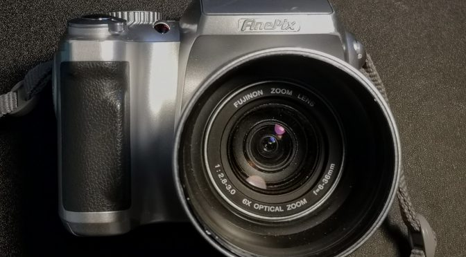 A Budget Bridge Or  Pier To Nowhere- Fujifilm FinePix S3000 review