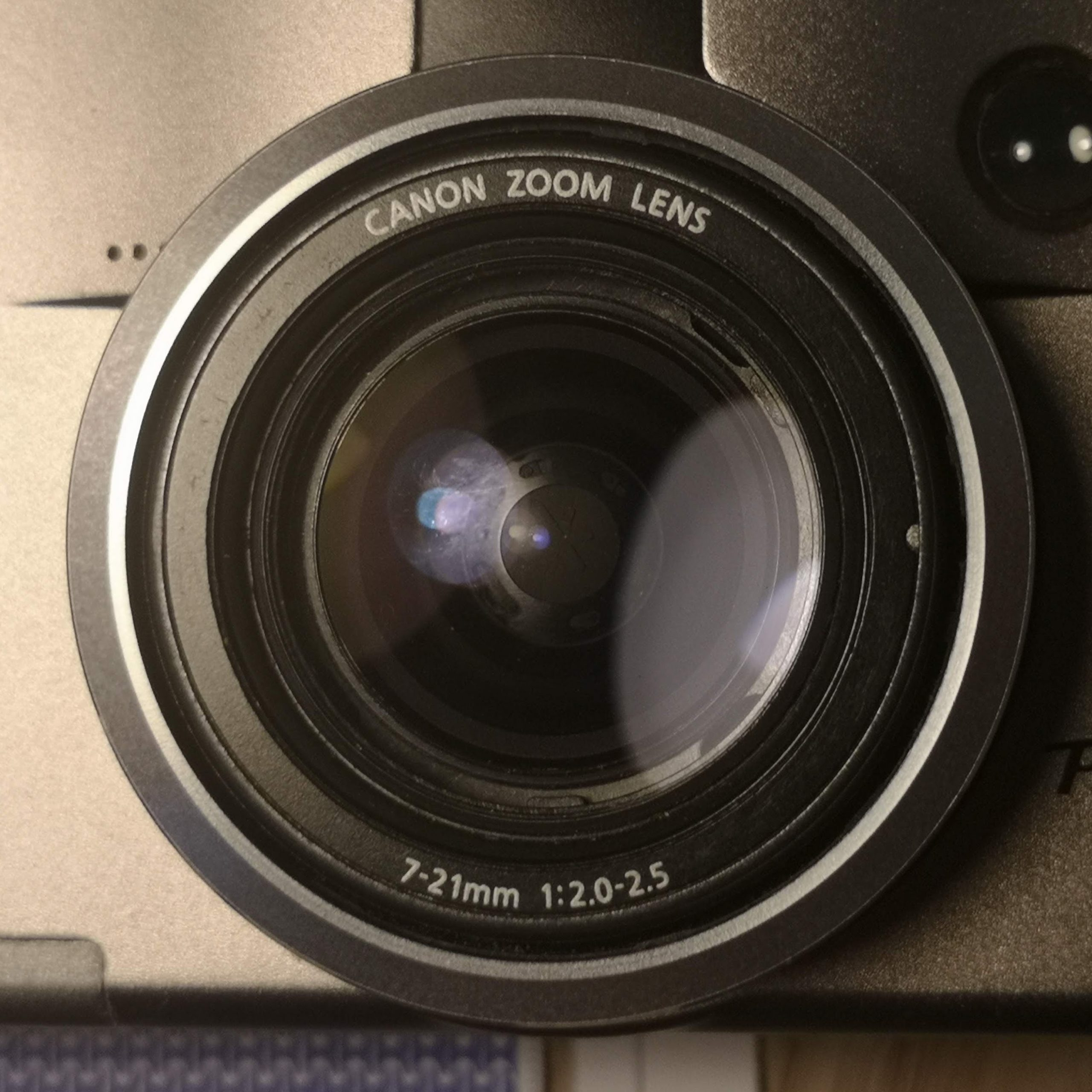 The lens but is it new ?