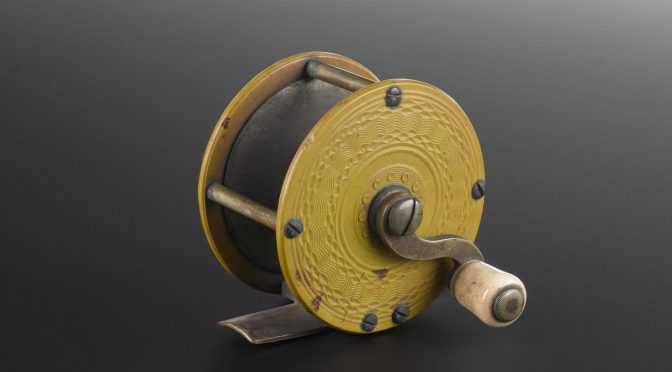 A Brief History of Photography By Objects – 12 – Fishing Rod Reel ~1860
