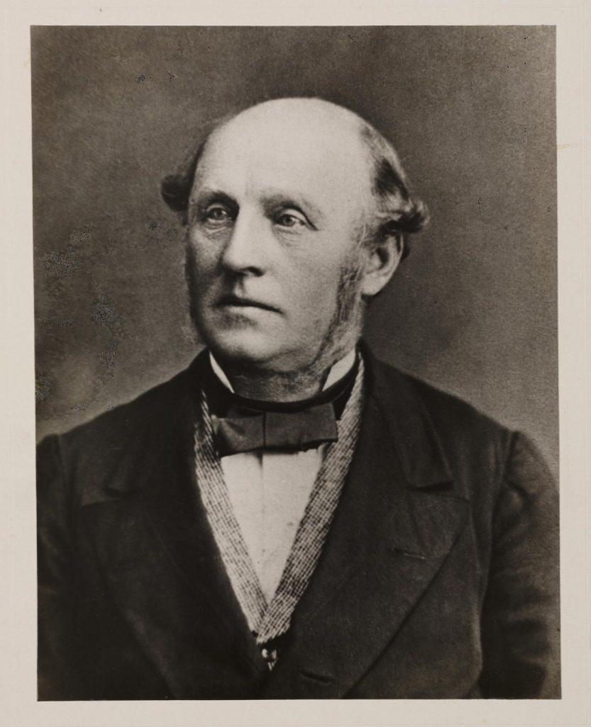 Alexander Parkes ~ 1875 the inventor of Parkesine