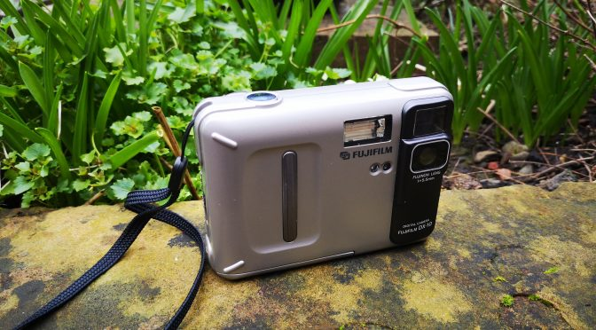 Poundland Digitals –  1- Fujifilm DX-10