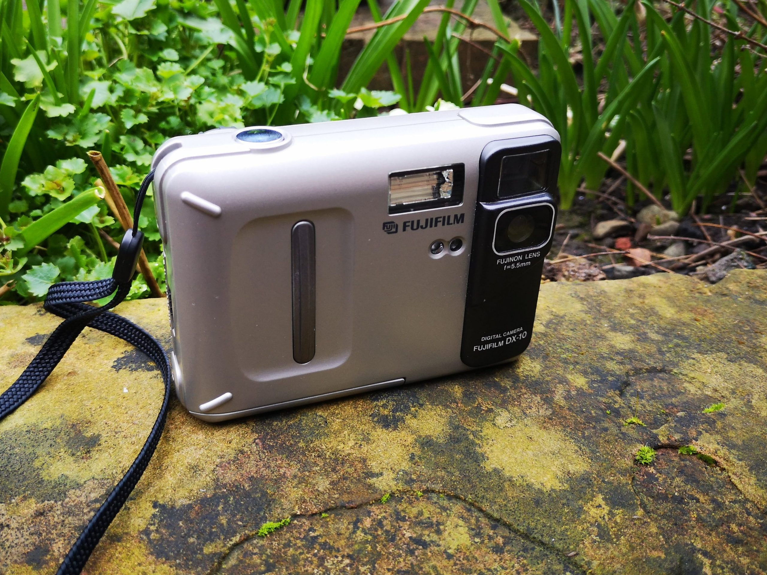 Fujifilm DX-10