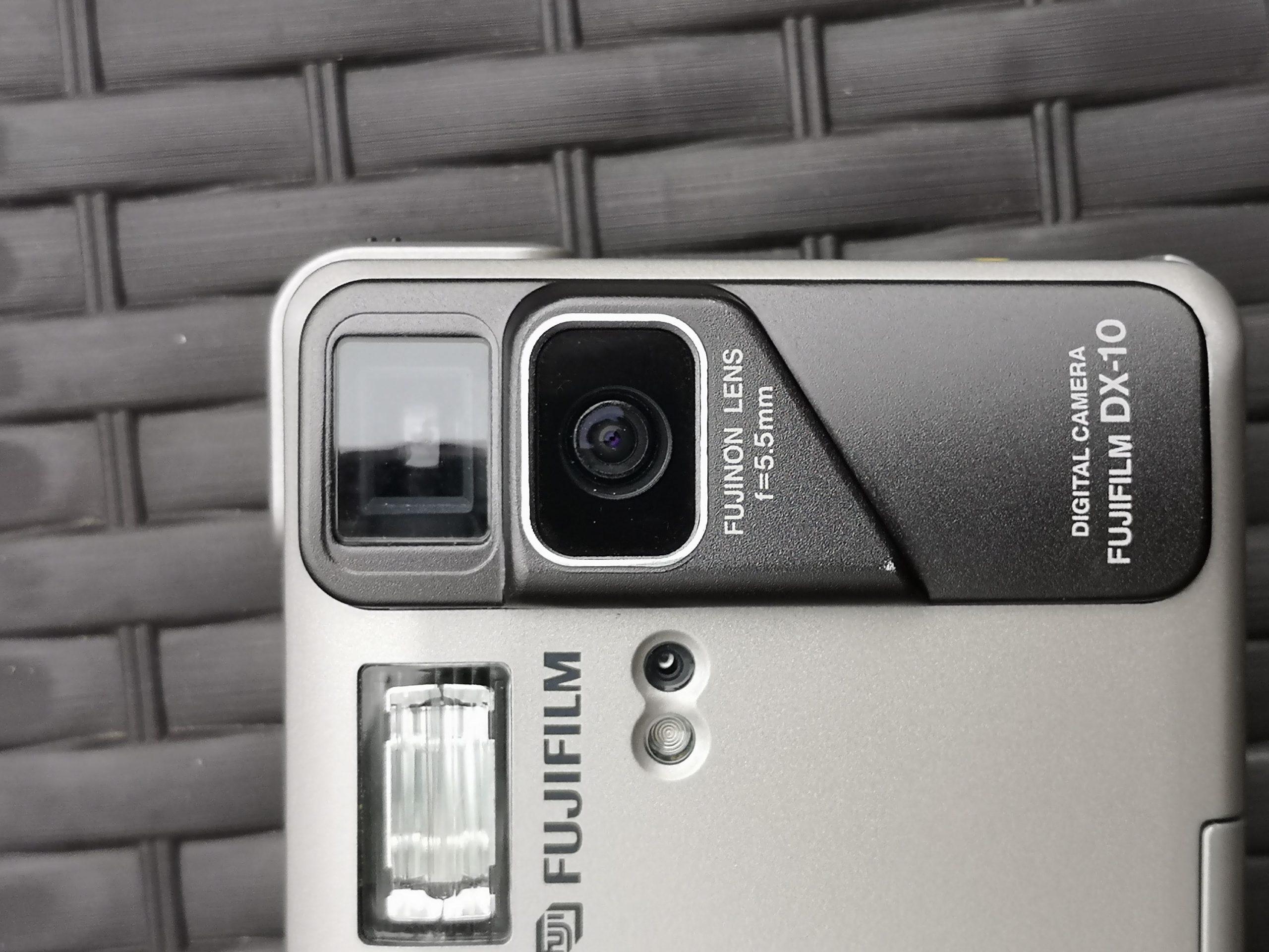 Lens & Viewfinder complex on DX-10