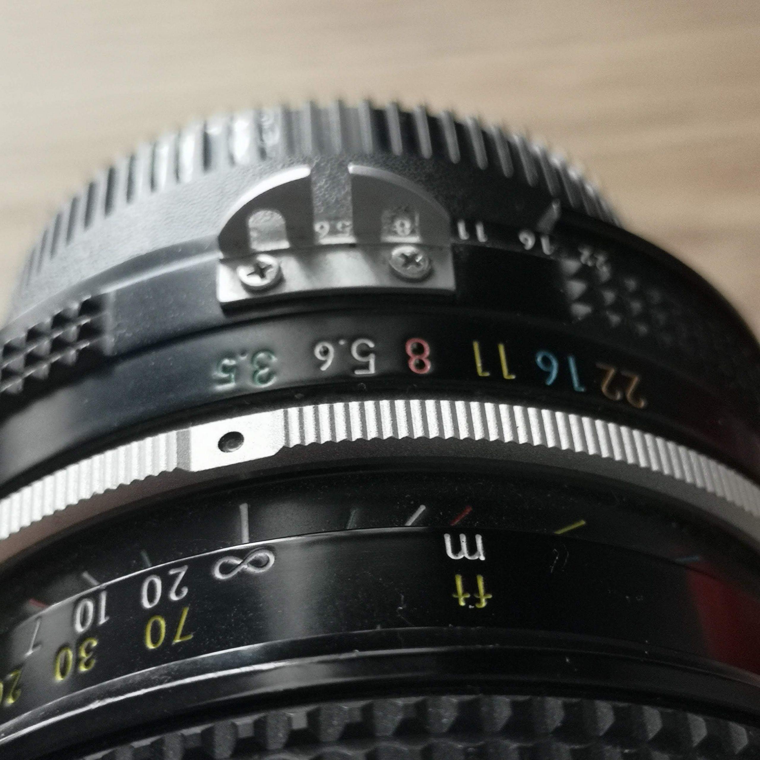 AI lens