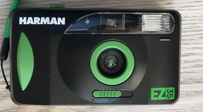 EZ Rider ? – The Harman EZ35 Review