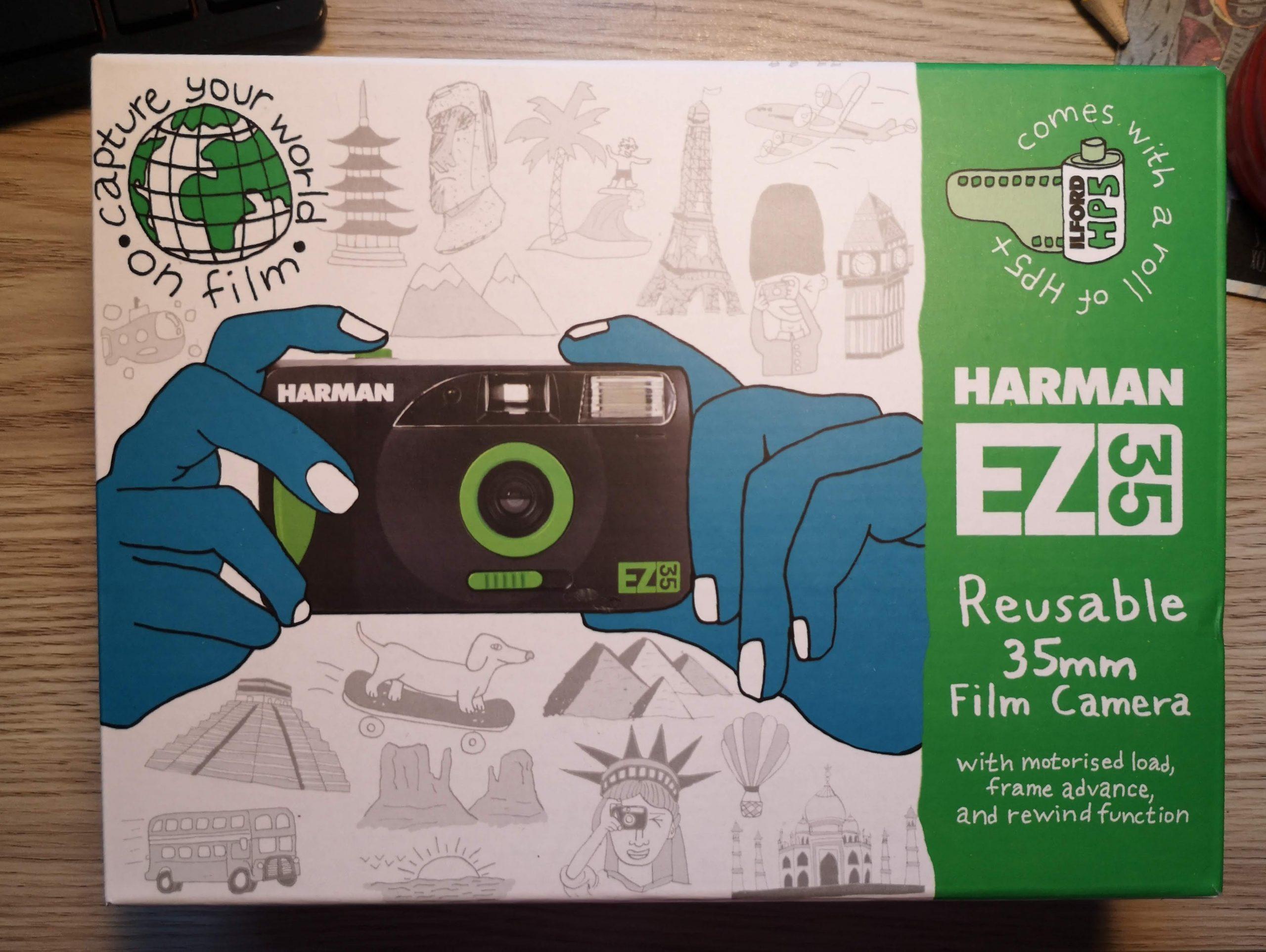 EZ35 box