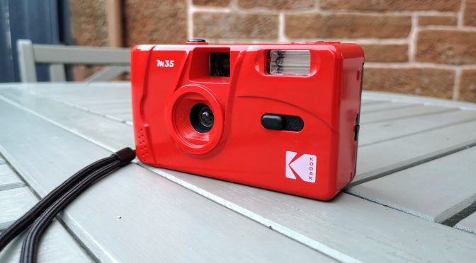 Elemental Decision- Kodak M35 Review