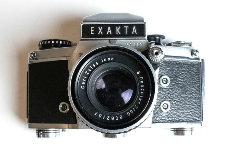 Exakta VX1000. Image Curtesy and copyright of Alyssa Chiarello