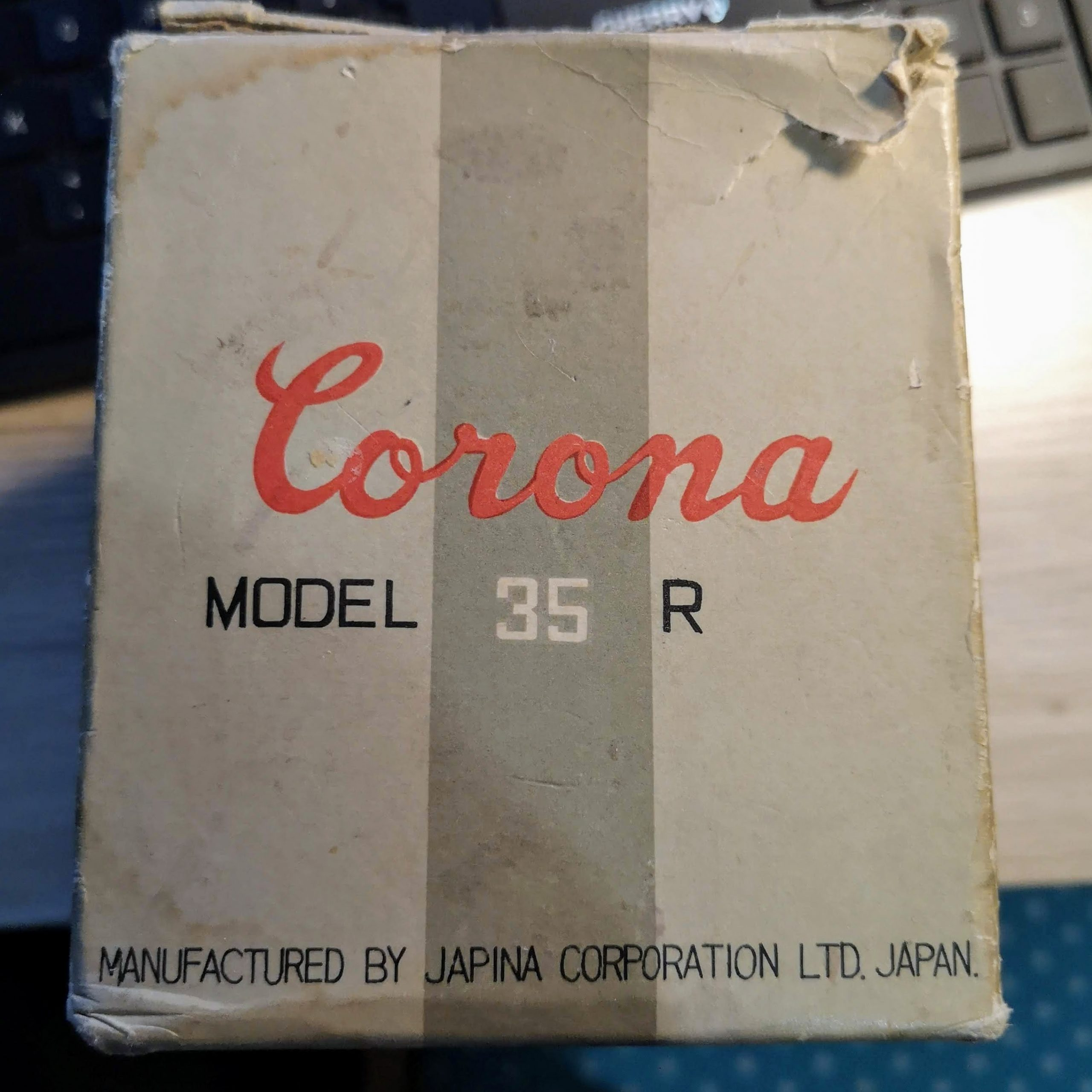Corona 35r Box