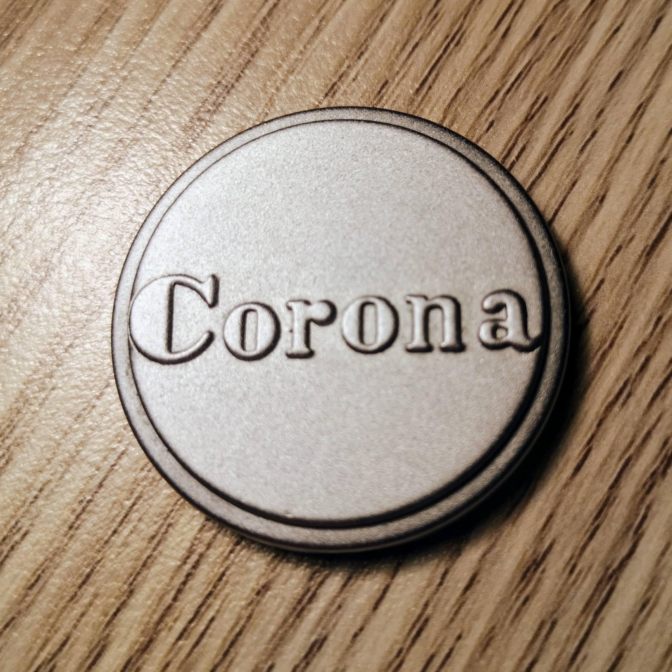 Corona 35r Lens Cap