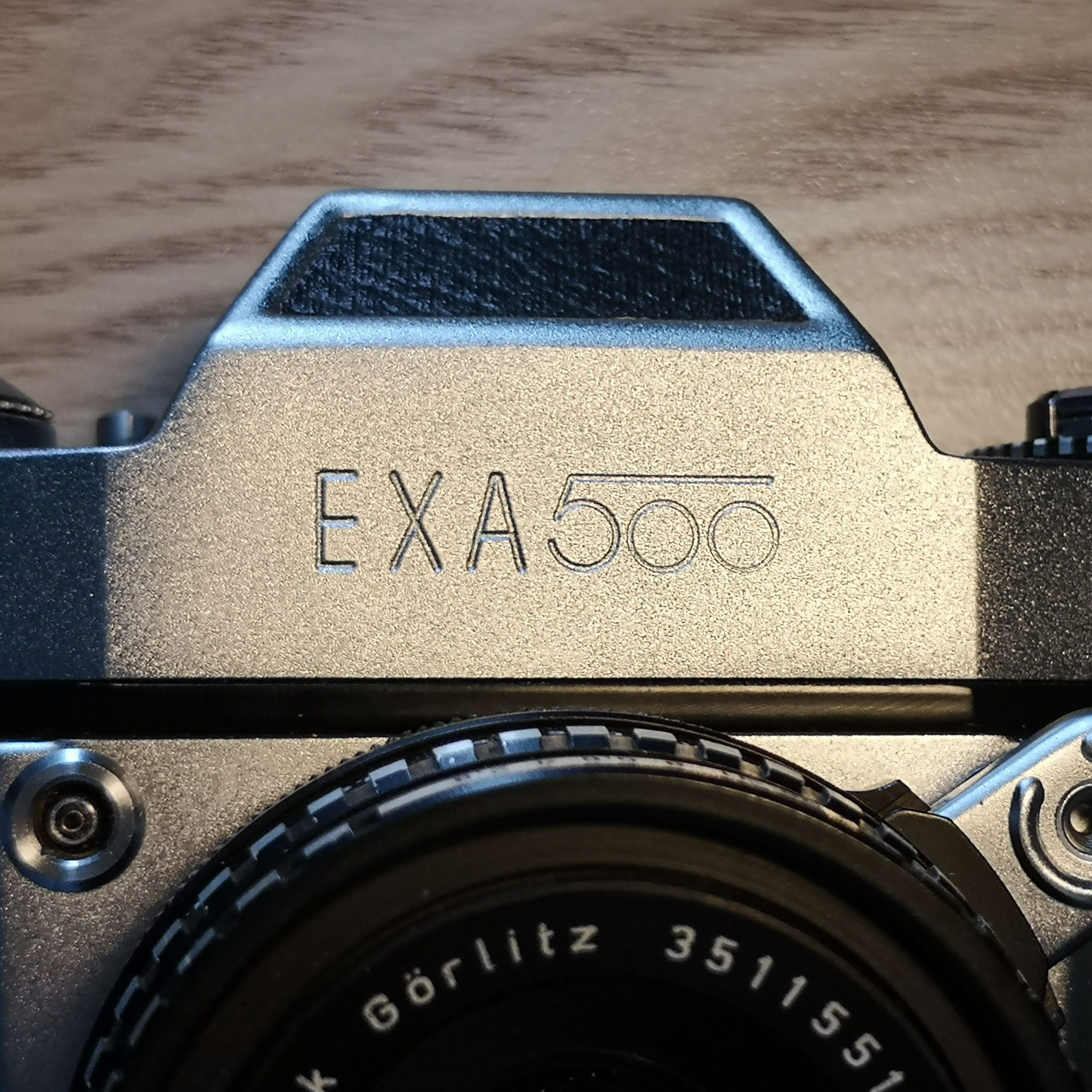 Exa 500 detail