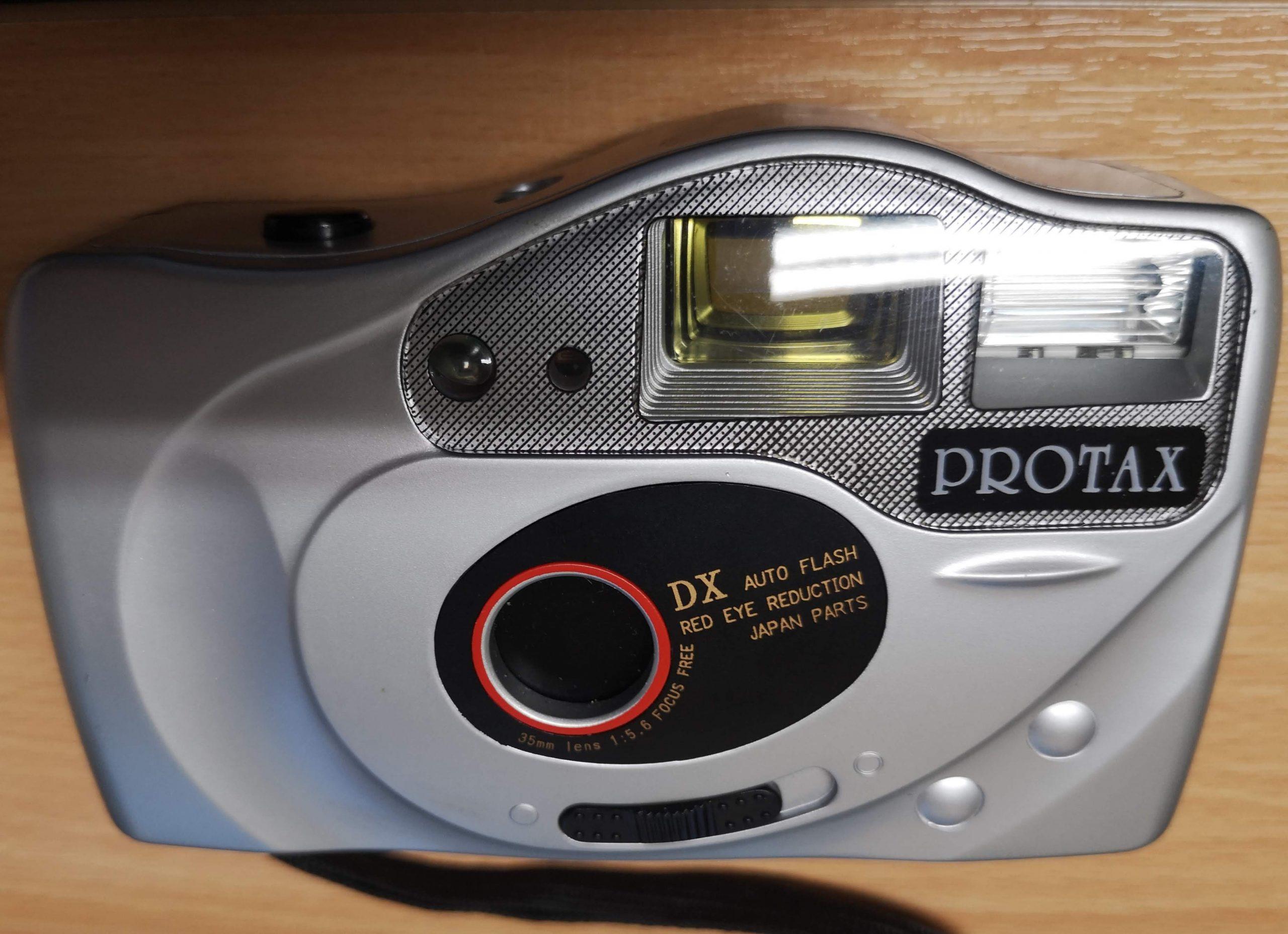 Protax DX autoflash