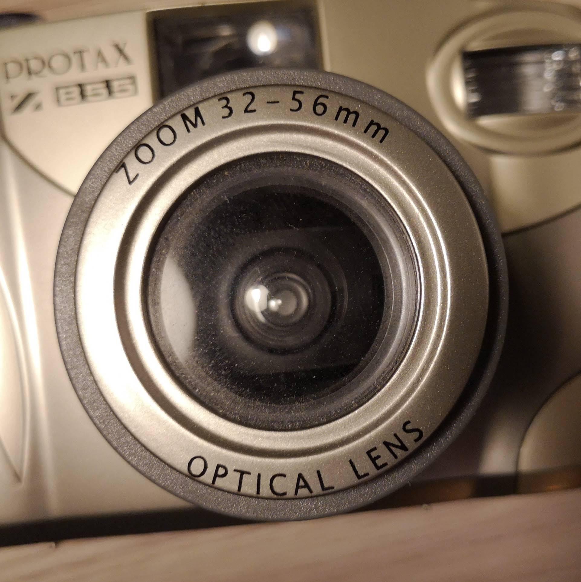 Lens barrel Protax Z 855