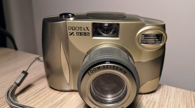 Lo-Fi Goes Fiscal – The Protax Z 855 Review